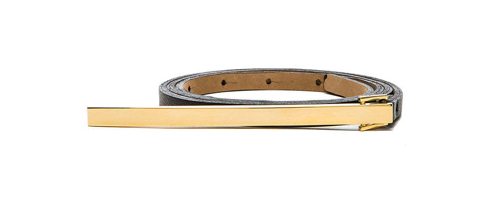 B-Low the Belt Mars Belt in Black detail