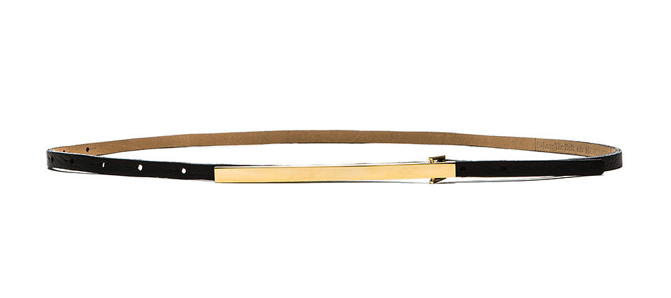 B-Low the Belt Mars Belt in Black