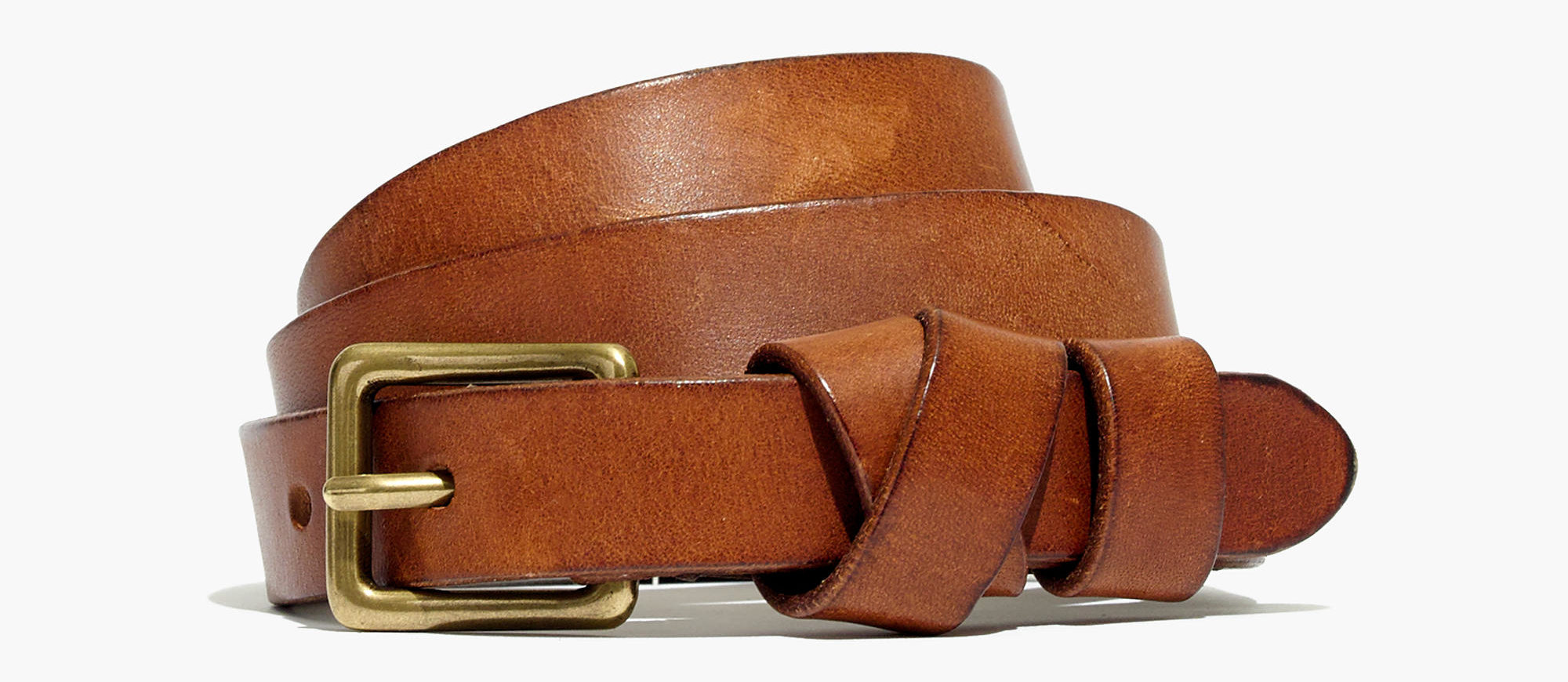 Brown belt from Madewell