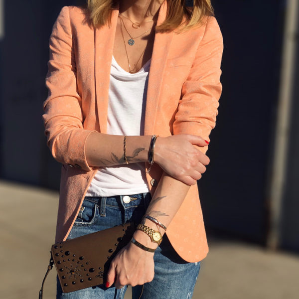 Neon Colored Blazer post thumbnail